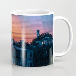 Boston Sunset Timelapse Coffee Mug