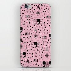 999 xi ii iPhone & iPod Skin