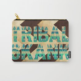 TRIBAL SKANK. Carry-All Pouch