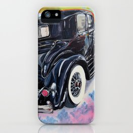 Packard iPhone Case