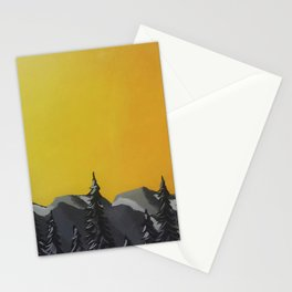 Northern Cascades 1 of 3 Stationery Cards