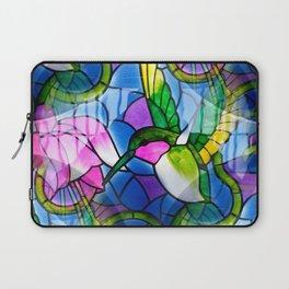 Humming Bird & Fuchsia Laptop Sleeve