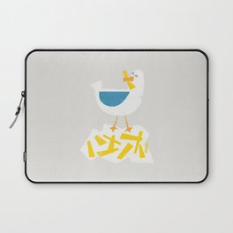 Hungry Seagull Laptop Sleeve