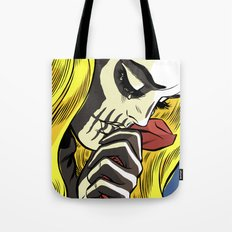 The Love Bones Tote Bag