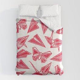 Mid Flight Comforters
