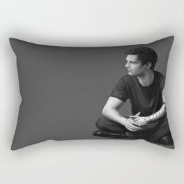Bucky Barnes Rectangular Pillow