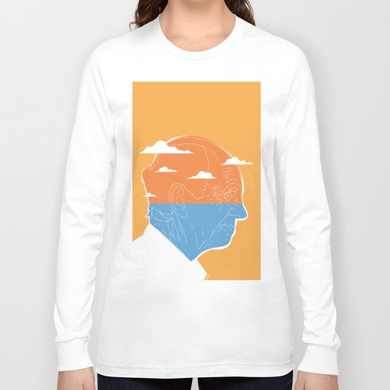 The Old Man and the Sea Long Sleeve T-shirt