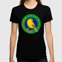 Brasil Canarinho (Little Canary) ~Group E~ T-shirt