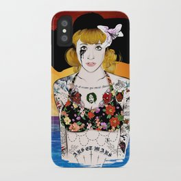 Sharon 3 iPhone Case