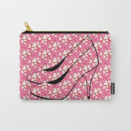 A Passion For Fashion Carry-All Pouch