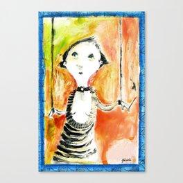 COLETTE Canvas Print
