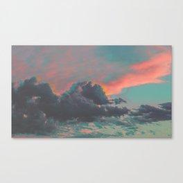 cloudforms Canvas Print