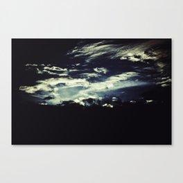 Jours de Gloire Canvas Print