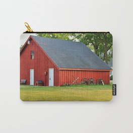 Barn at Wolcott Carry-All Pouch