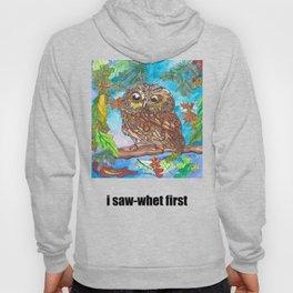 Saw-Whet Owl Hoody