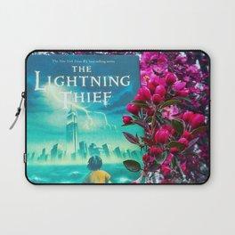 Percy Jackson & the Cherry Blossom Tree Laptop Sleeve