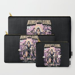 Nuns With Guns Carry-All Pouch