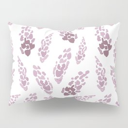 lavender pattern Pillow Sham