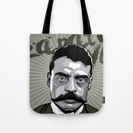 Emiliano Zapata - Trinchera Creativa Tote Bag