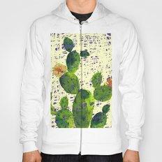 weird cactus Hoody
