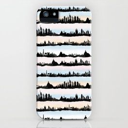 Cities iPhone Case