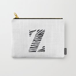 Z-ebra Carry-All Pouch