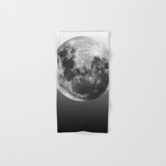 Moon Love Hand & Bath Towel