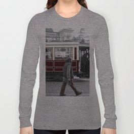 tram in İstanbul Long Sleeve T-shirt