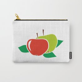 Two apples. Carry-All Pouch