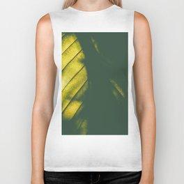 big green leaf, Biker Tank