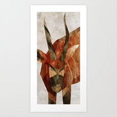 bongo Art Print
