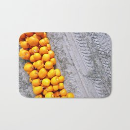 Pumpkins Bath Mat
