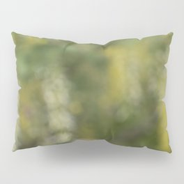 Flowers Obscured Pillow Sham