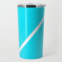 Simply Blue Travel Mug