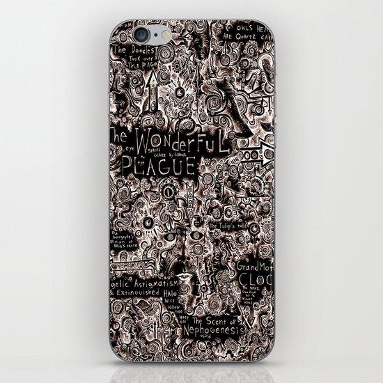 The Wonderful Plague iPhone & iPod Skin