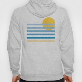 Sunset Ocean Hoody