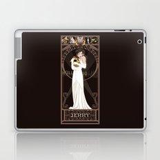 Jenny Nouveau - The Rocketeer Laptop & iPad Skin