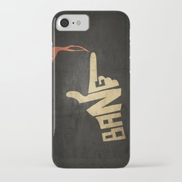 See You Space Cowboy... iPhone Case