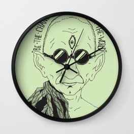 Weekend at Gandhi's Wall Clock