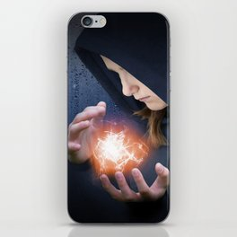 Theonite: Planet Adyn Cover Art iPhone Skin