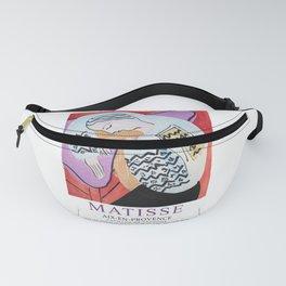 Matisse Exhibition - Aix-en-Provence - The Dream Artwork Fanny Pack