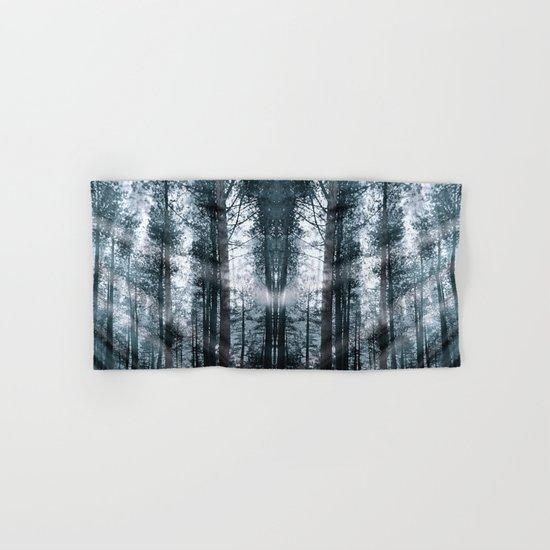 I Talk to the Trees... Hand & Bath Towel