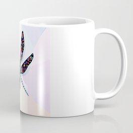 Dragonfly illustration Coffee Mug