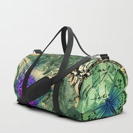 Feather Peacock 23 Duffle Bag