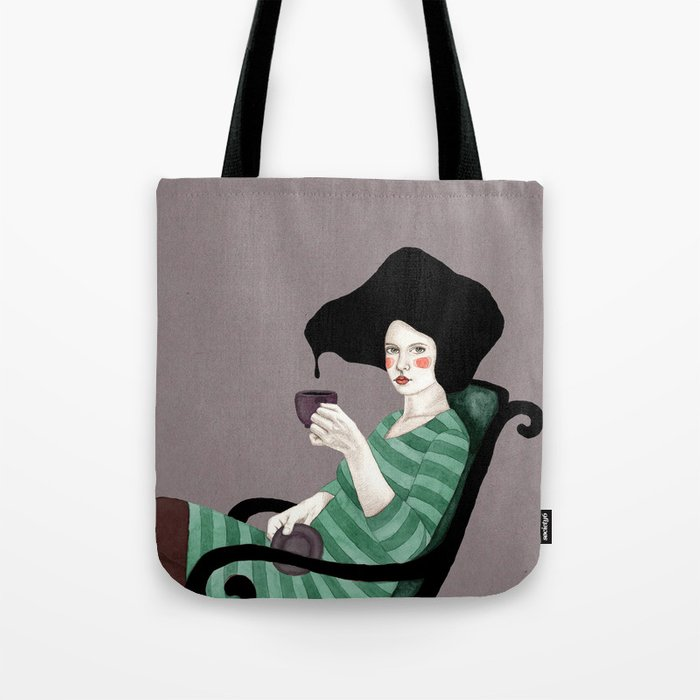 Tania Tote Bag