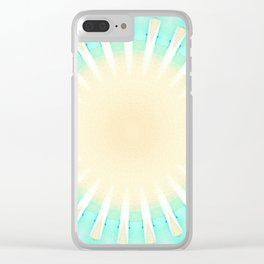 Some Other Mandala 111 Clear iPhone Case
