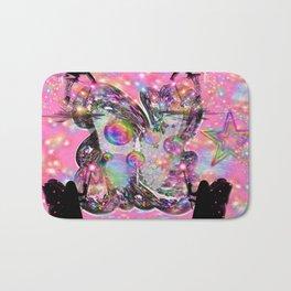 Clusters of Rainbows - Fairies Bath Mat