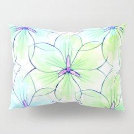 Flower Sketch 7 Pillow Sham