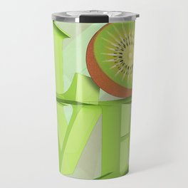 I LOVE KIWI !!! Travel Mug