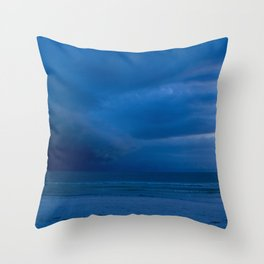 The Heavens are Restless Throw Pillow